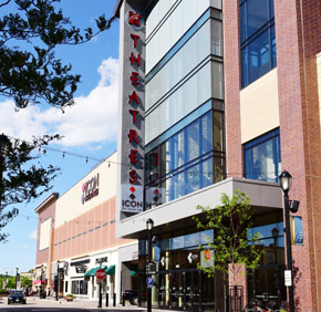 ShowPlace ICON Theatres St  Louis Park, MN - The Shops at West End