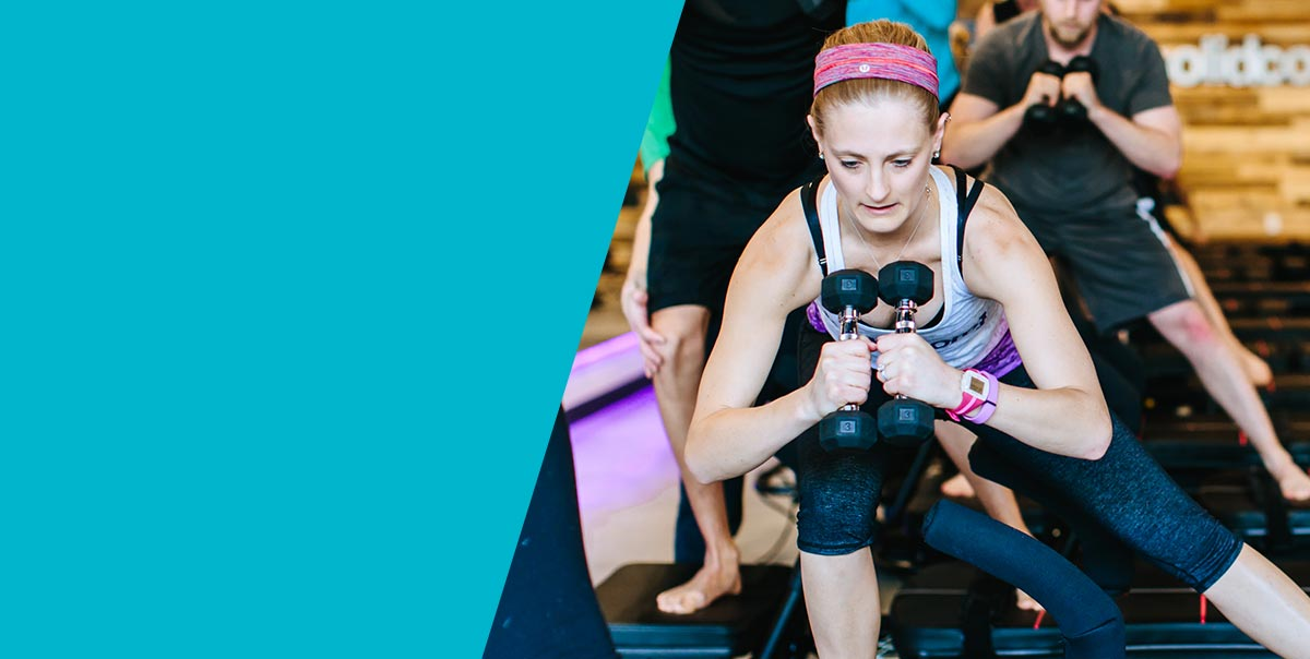 New Year, New Goals with [solidcore] at The Shops at West End