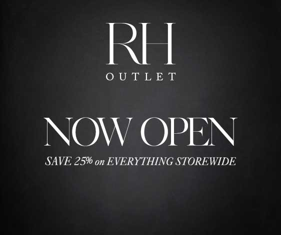 The Shops at West End - Restoration Hardware Outlet