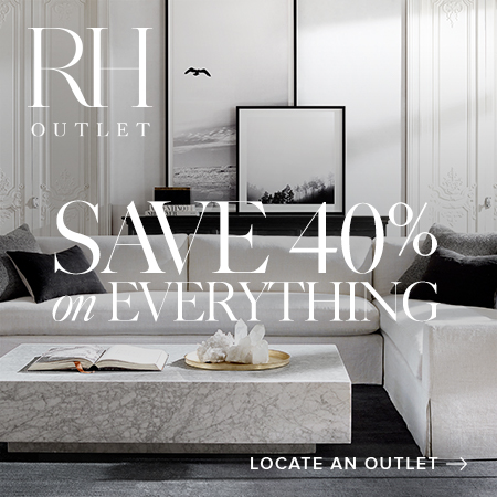The Shops at West End - Restoration Hardware Sale